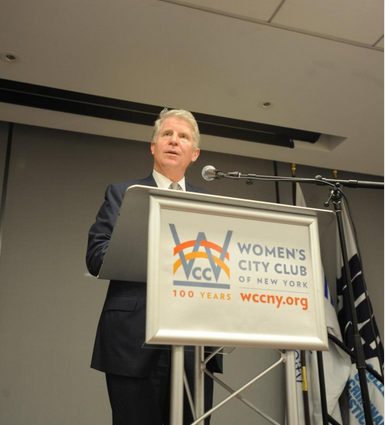 Manhattan DA Cy Vance says 70 arrests made across U.S. after old rape kits were examined