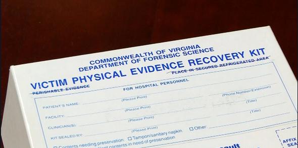 Virginia eliminates huge backlog of untested rape kits